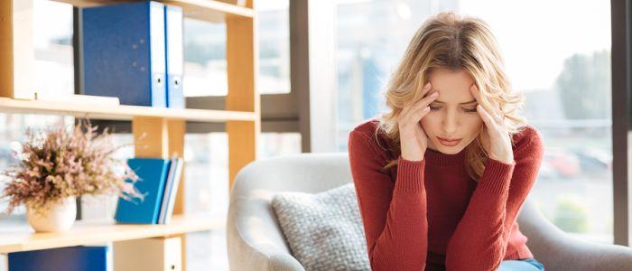 Mild hoofdletsel vergroot risico op chronische hoofdpijn