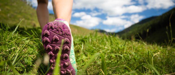 Snelwandelen verkleint risico op opname bij hartpatiënten