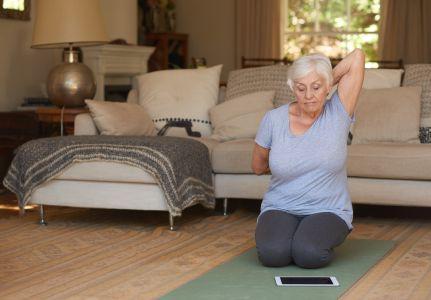 e-Exercise bij artrose net zo effectief als reguliere fysiotherapie