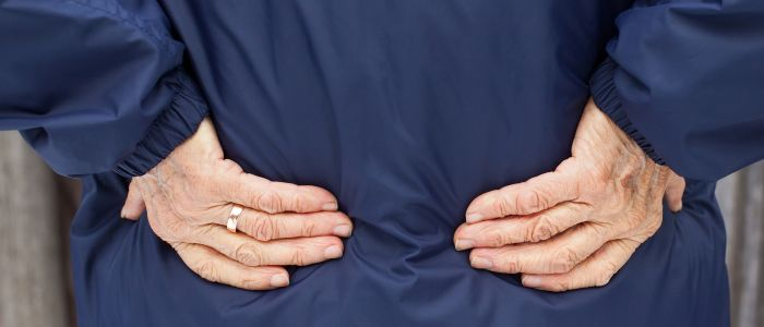 Leven met osteoporose: 'Ik bleek 10 centimeter gekrompen'