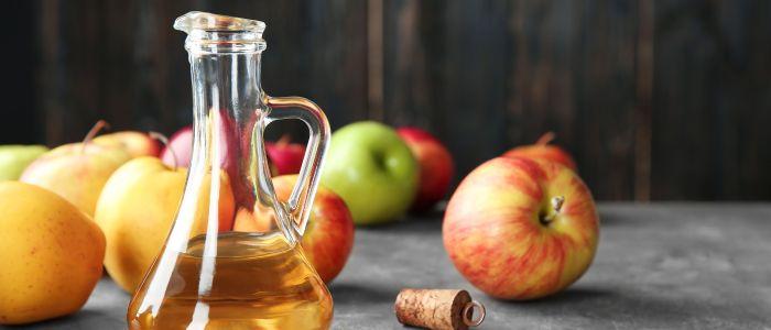 5 positieve effecten van appelazijn