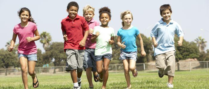 Zijn kinderen die regelmatig intensief bewegen gezonder?