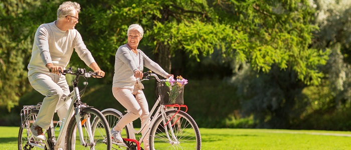 Beweging helpt ouderen vloeiender te spreken