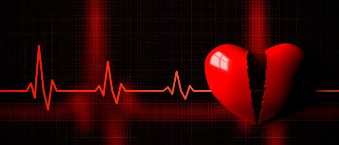 Gebroken hart vergroot de kans op vroegtijdig overlijden