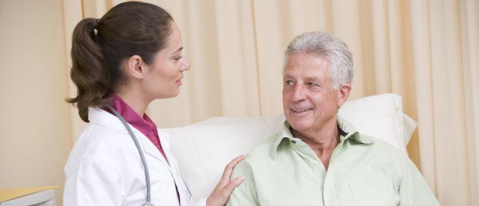 Een hoofdrol voor de patiënt