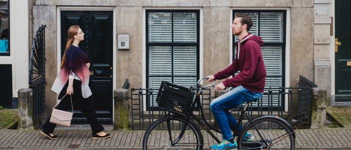 Gezond transport vermindert overlijdenskans door hart- en vaatziekten met 30%