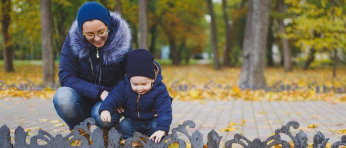 Angstige kinderen ervaren hun omgeving als veilig bij ouderlijke aanraking