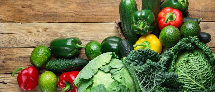 Plantaardig dieet beschermt mogelijk tegen overgewicht