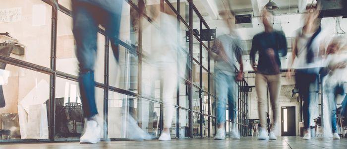 'Op een hoog tempo wandelen verlengt je leven'