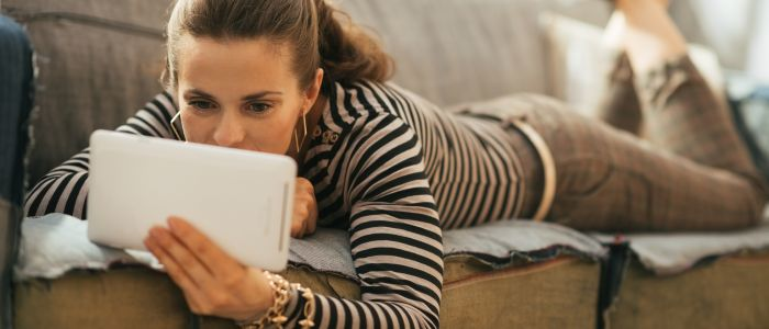 iPad-nek het nieuwe gevaar voor vrouwen?