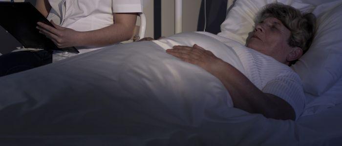 Slechtere nachtrust in ziekenhuizen