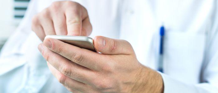 Slimme patiëntmonitoring via de smartphone