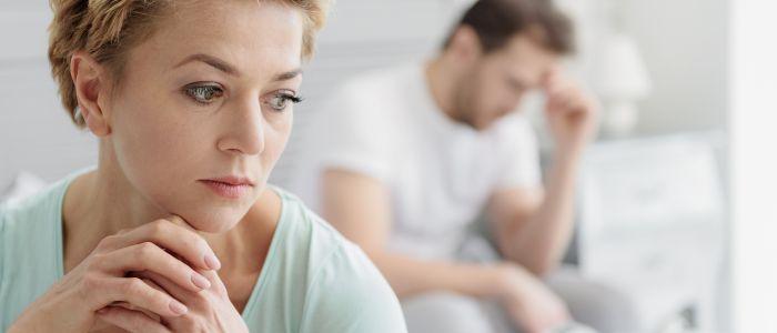 Negatief denken partner verergert vermoeidheid na kanker