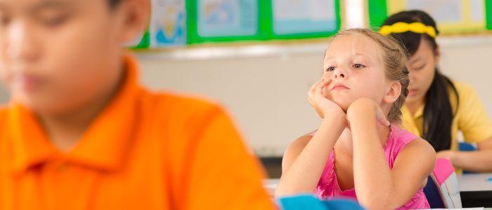 35% van de basisschoolkinderen heeft problemen met prikkelverwerking