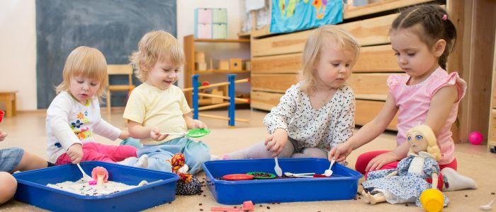 Aantal kinderen in kinderopvang gegroeid