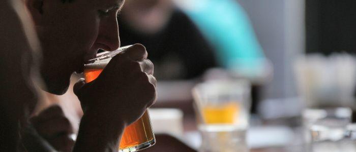 Brein merkt verschil biertje met of zonder alcohol niet