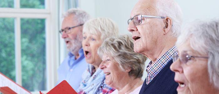 Zang heeft de potentie symptomen van Parkinson te verminderen