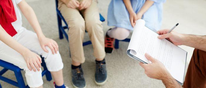 Cognitieve gedragstherapie in groepsverband bij angststoornissen