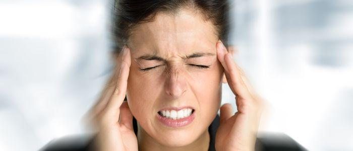 Aangedaan gezichtsveld bij migraine gelinkt aan atriumfibrilleren