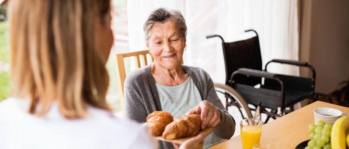 Individuele aanpak van ondervoeding bij ouderen