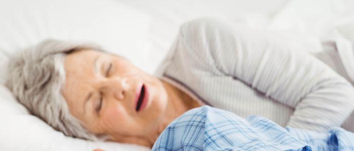Snurken sterker van invloed op de hartgezondheid van vrouwen