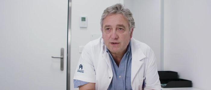 In gesprek met dr. Patrick Berteloot over het belang van het uitstrijkje