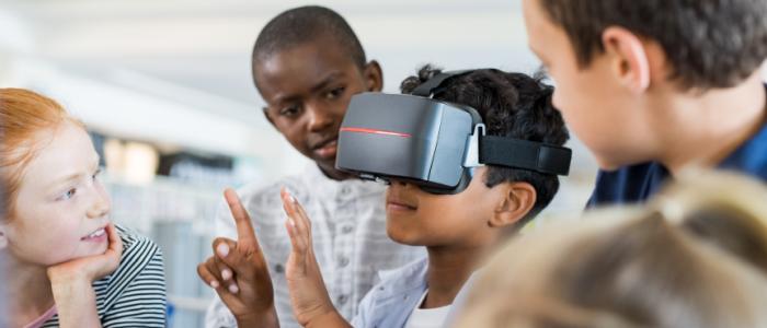 Serious gaming en VR spelen in op de menselijke aard