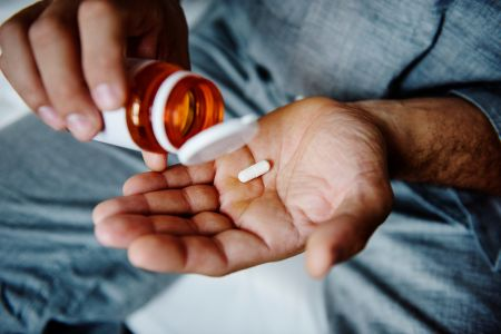 Verhoogt vitamine K remmende medicatie bij trombose het risico op een vitaminetekort?
