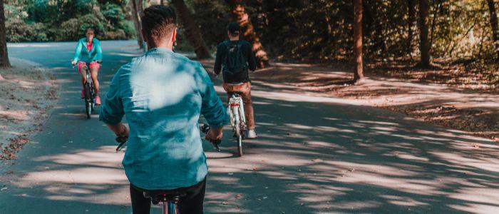 10 voordelen van heerlijk fietsen in de buitenlucht