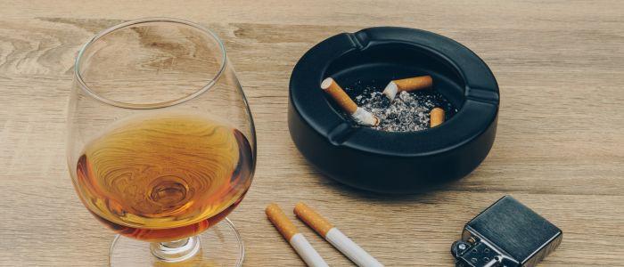 Drank en sigaret slecht voor je nachtrust, koffie niet