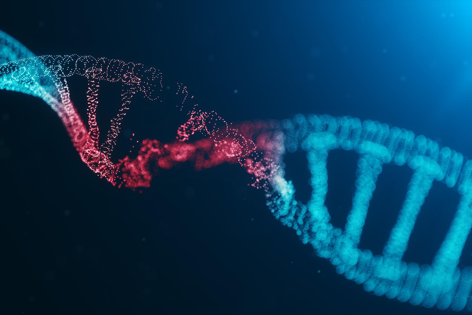 3D-eiwit model van nieuwe genetische veranderingen in een tumor draagt bij aan een betere voorspelling van de effectiviteit van longkanker behandeling
